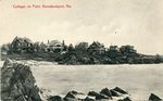 Kennebunkport, Maine, Cottages on Point