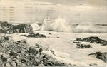 Ogunquit, Maine, Breaking Waves
