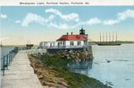 Portland Harbor Breakwater Light