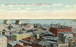 Portland, Maine, Bird's-eye View from Fidelity Trust Building