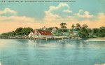 Portland, Maine, Government House Supply, Little Diamond Island