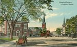Lewiston, Maine, Hospital Square