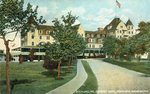 Rockland, Maine, Samoset Hotel, Rockland Breakwater