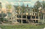 Rockwood, Maine, Hotel Rockwood