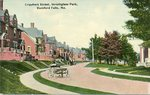Rumford Falls, Maine, Urquhart Street, Strathglass Park