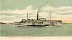 Rockland, Maine, S. S. City of Rockland, Eastern Steamship Co.