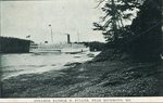 Richmond, Maine, the Steamer Ransom B. Fuller