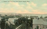 Rangeley, Maine, Rangeley Lake House from Church Steeple