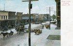 Presque Isle, Maine, Street Scene