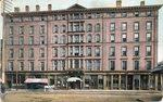 Portland, Maine, Falmouth Hotel