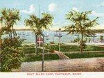 Portland, Maine, Fort Allen Park