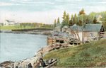 Port Clyde, Maine, Fish Houses at North End