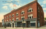 Portland, Maine, Odd Fellows Hall, Forest Avenue,