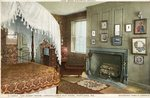 Portland, Maine, Longfellow's Old Home, Guest Room