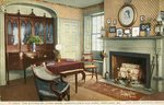Portland, Maine, Longfellow's Old Home, Sitting Room