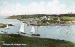Monhegan, Maine, Monhegan Harbor