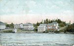 Long Island, Maine, View Near Steamboat Landing