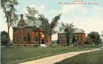 Lewiston, Maine, Hedge Laboratory, Roger Williams Hall, Bates College