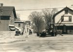 Orono, Maine, Mill Street from Town Square