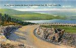 Acadia National Park, Cadillac Mt. Road, Mt. Desert Island, Maine