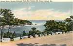 Acadia National Park, Ocean Drive, Bar Harbor, Mt. Desert Island, Maine