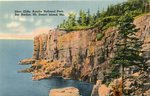 Acadia National Park, Otter Cliffs, Bar Harbor, Mt. Desert Island, Maine