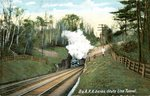 B & A.R.R Series, State Line Tunnel, Maine