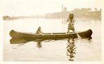Penobscot Indians Postcard Image