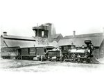 Bangor and Piscataquis Railroad at Katahdin Iron Works