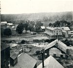 Katahdin Iron Works, Silver Lake Hotel and Surrounding Village