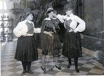 Ada Peirce McCormick in a Scene at Ogontz