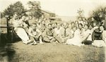 Leighton Rollins Summer Theatre and School, Group Photograph