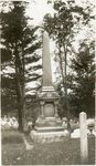 Calais, Maine, Pike Monument and Family Lot
