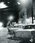 Orono, Maine, Cars Along Mill Street