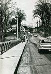 Orono, Maine, Bridge Leading to Campus
