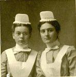 Nurses in Uniform, 1900
