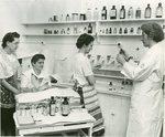 Eastern Maine General Hospital School of Nursing Lab Scene