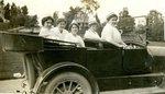 Eastern Maine General Hospital Nurses on a Car Ride