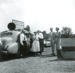 Orono, Maine, Sesquicentennial Cornerstone at Asa Adams Elementary