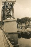 Augusta, Maine, Bridge Under Construction