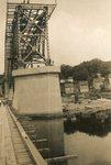 Augusta, Maine, Bridge Under Construction