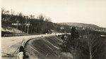 Hallowell, Maine, Bridge Construction Site