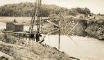 Newcastle, Maine, Marsh Bridge Construction Site