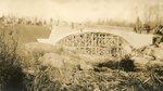 Phillips, Maine, Ross Bridge Under Construction