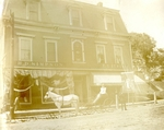 Winterport, Maine, Shoe Carriage and Storefronts
