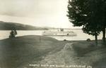 Winterport, Maine, Steamer Belfast on the Penobscot River