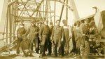 Richmond, Maine, Bridge Construction Crew
