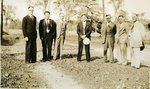 Construction Company Representatives of Standard Engineering Company