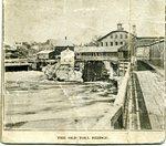 Brunswick-Topsham, Maine, Old Toll Bridge