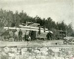 Ambajejus Point, Old Boom House Exterior